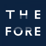 The Fore logo - blue background (default)[1][4][1][2][3][1]