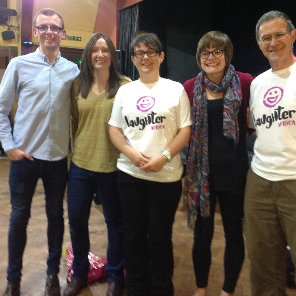 Alison, Sarah and Emma organised a Ukulelethon on October 24th 2015 in the Wirral.